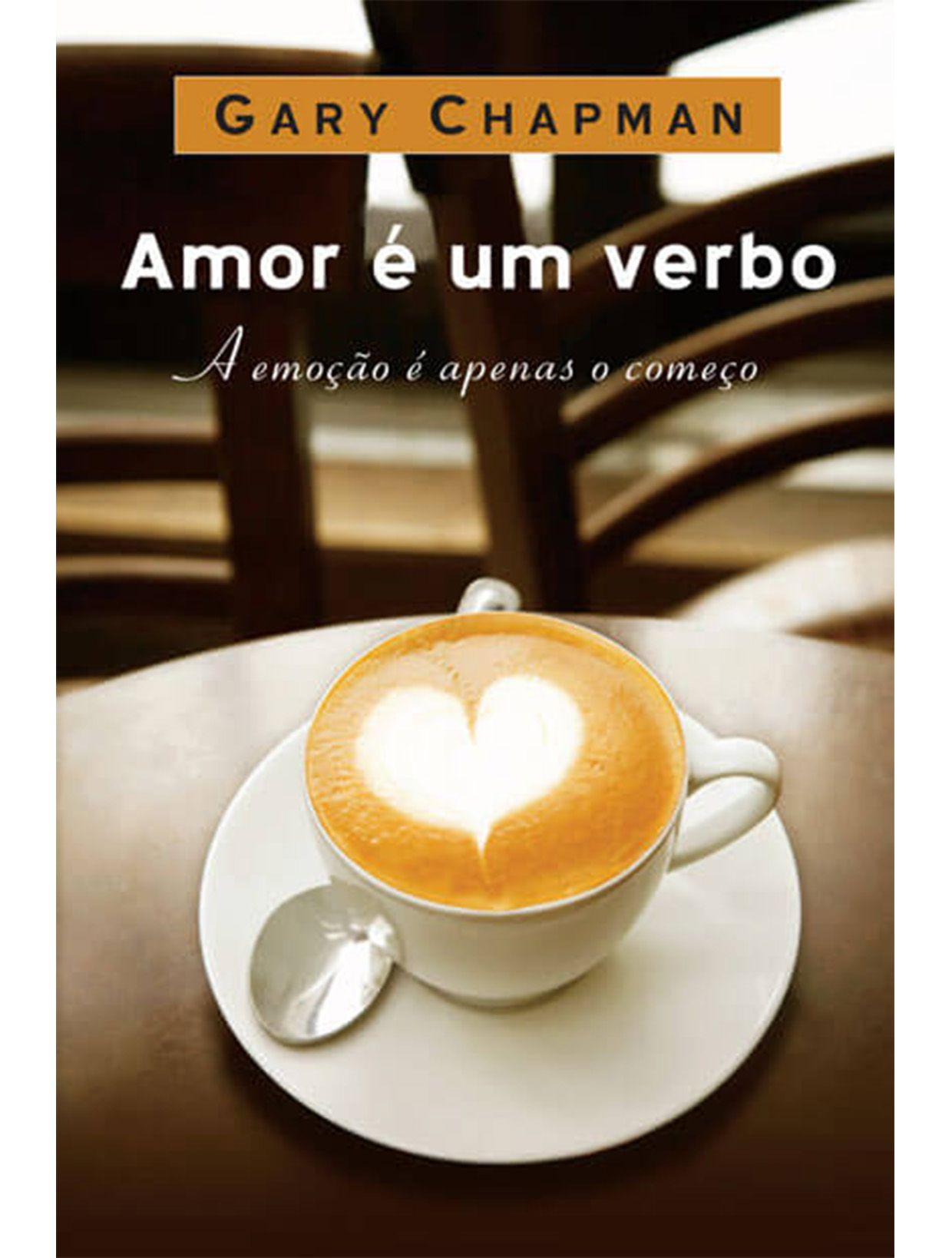 Amor é um verbo  - PAROLE EDITORA