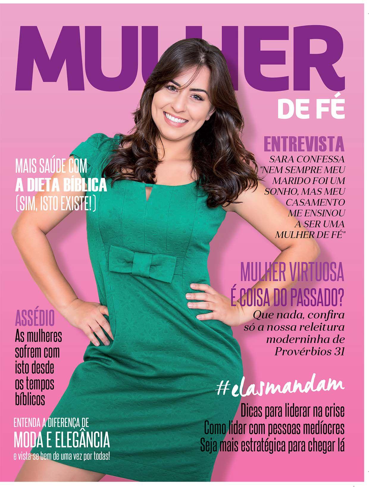 Revista Mulher de Fé  - PAROLE EDITORA
