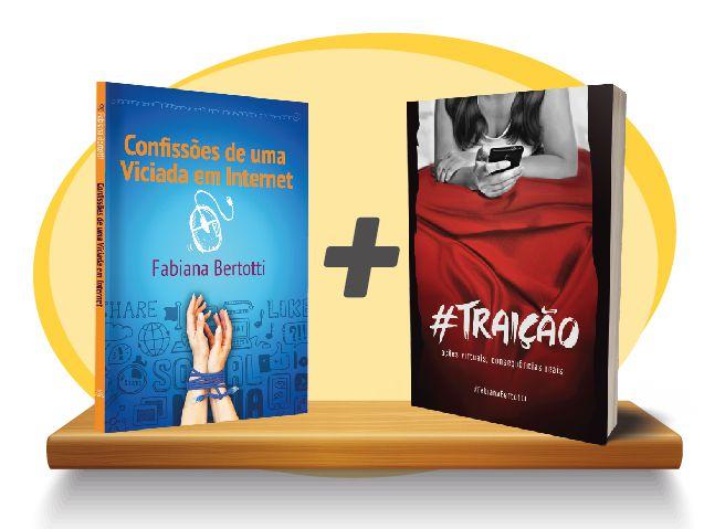 #Traição + Confissões de uma viciada em internet   - PAROLE EDITORA