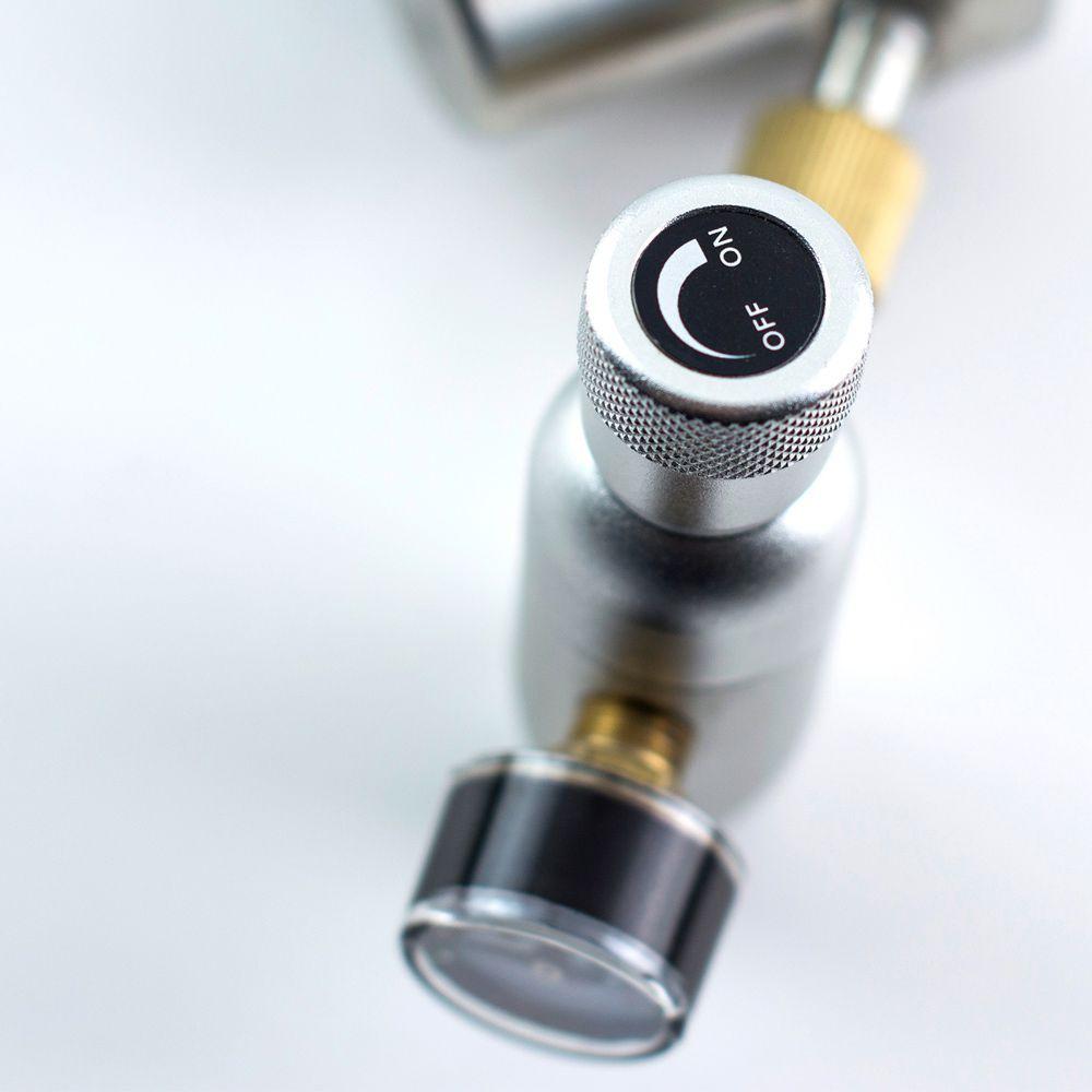 COMBO - Mini Keg 5L + Torneira + 5 CO2