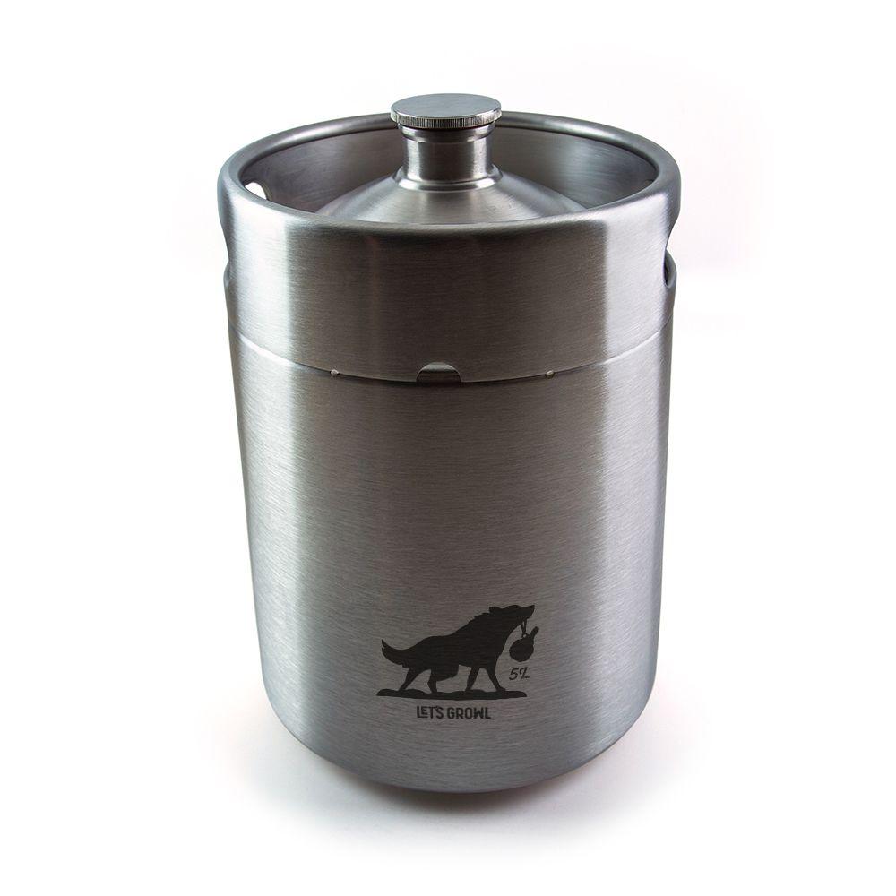 Mini Keg 5L - Lobo