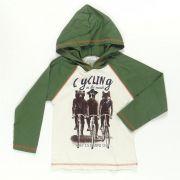 Camiseta Manga Longa Cycling in The Woods