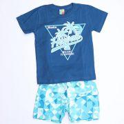 Conjunto Infantil Menino Hawai Paradise