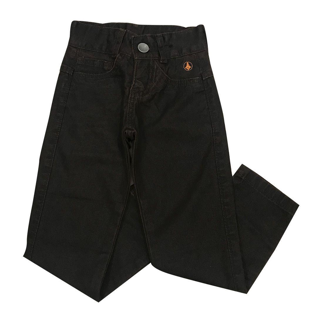 Calça Jeans Infantil Estilo