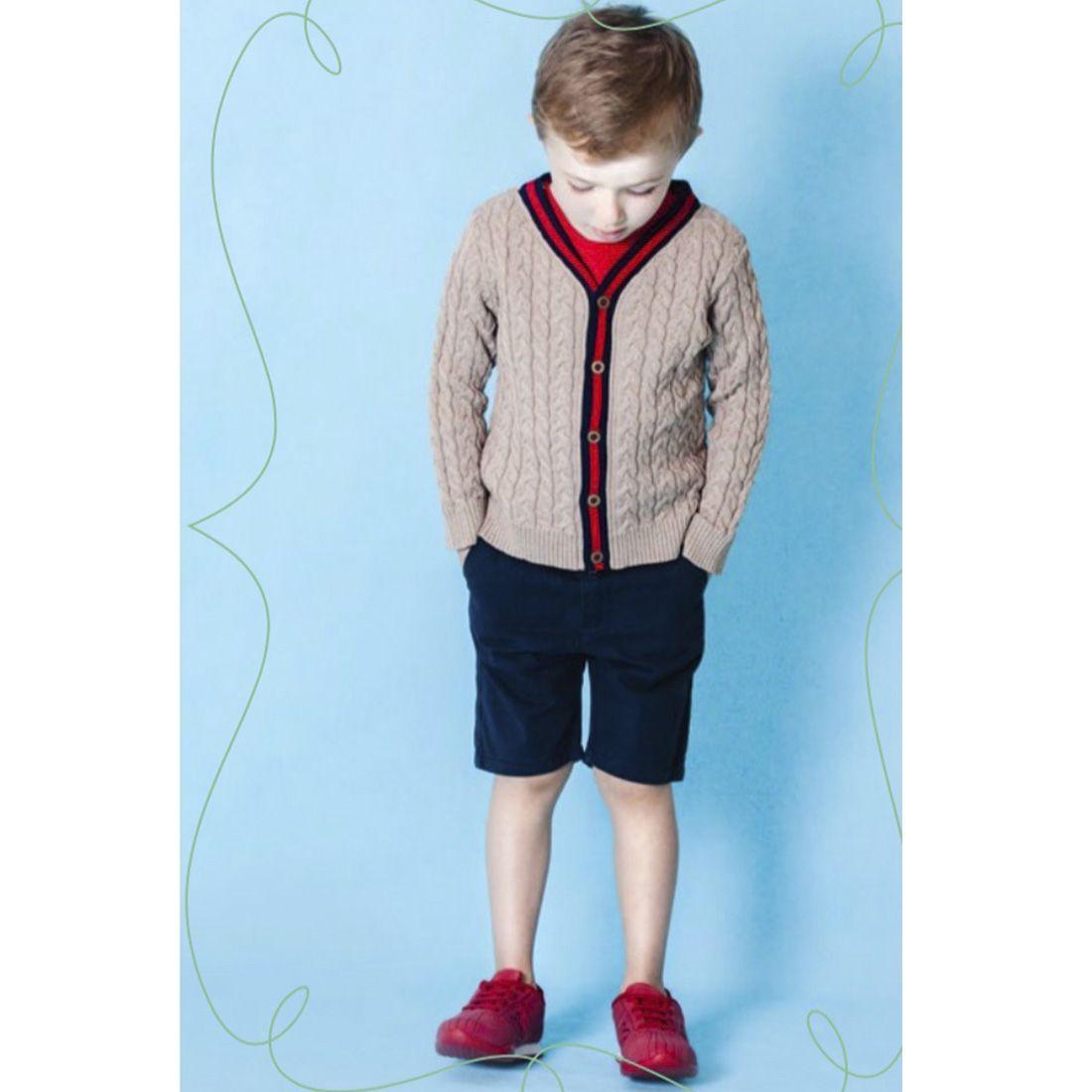 Suéter Infantil Masculino Malha Tipo Gucci