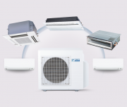 AR CONDICIONADO MULTI SPLIT ADVANCES - DAIKIN