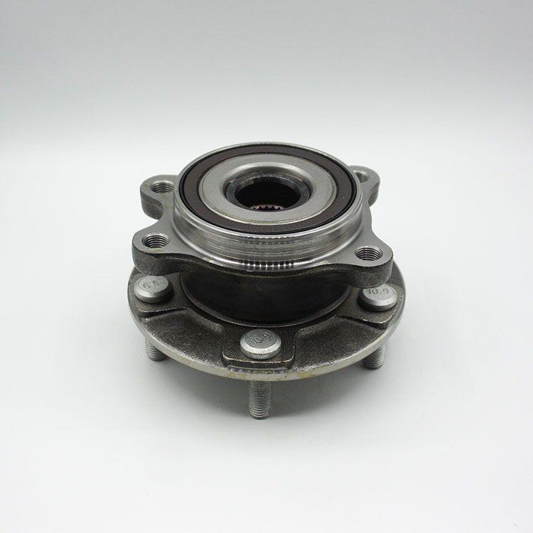 Cubo de Roda Dianteiro - Toyota RAV4 de 2005 até 2012 5 furos ABS ROLAMENTO - IR IR18746