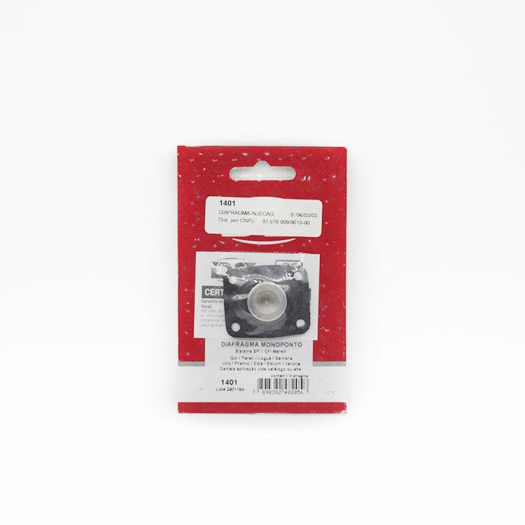 DIAFRAGMA INJECAO VW/FORD/FIAT (MARELLI) DS 1401