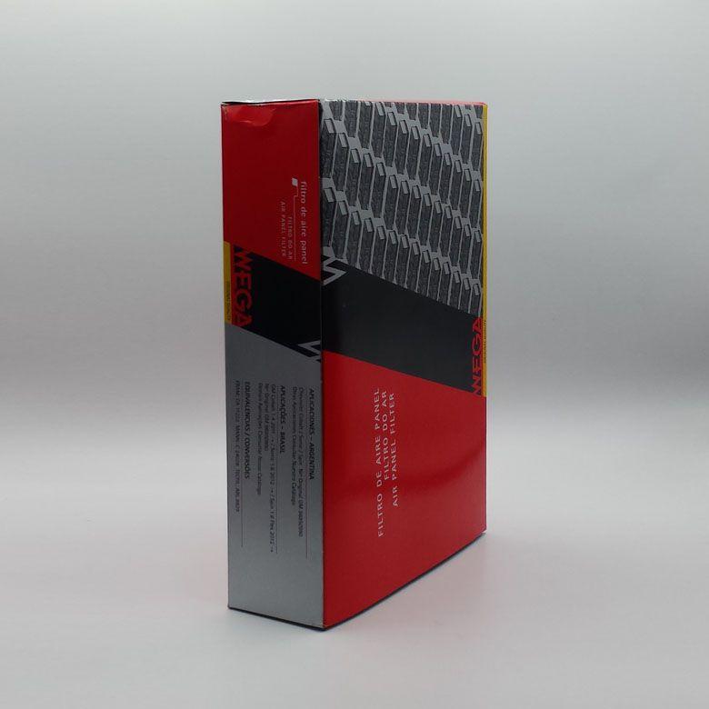 Filtro de Ar - GM COBALT SONIC SPIN... - WEGA FAP3269