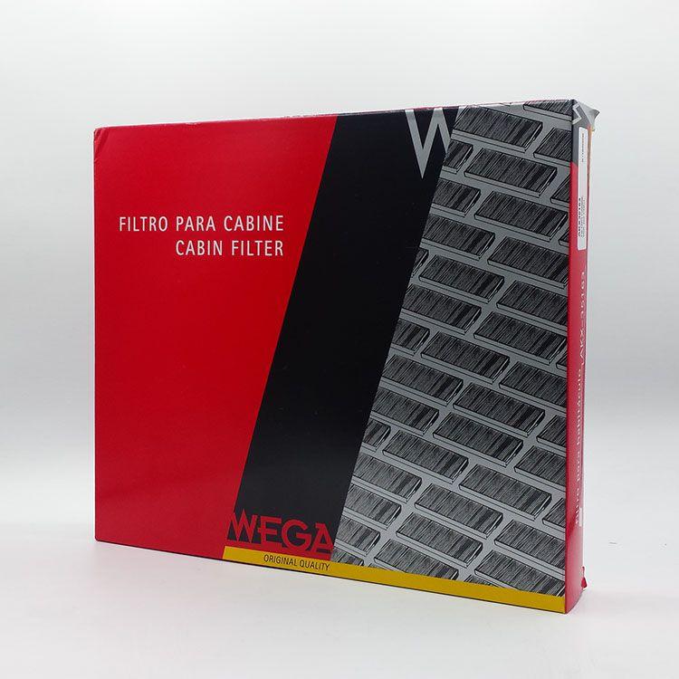 Filtro de Cabine Volkswagen VW GOL VOYAGE POLO FOX SEAT MERCEDES... WEGA AKX35163