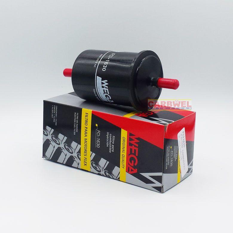 Filtro de Combustível - Nissan LIVINA Citroen AIRCROSS Renault CLIO FLUENCE SCENIC... - FCI1630 WEGA