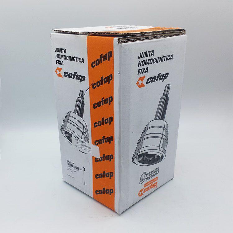 Kit Homocinética Volkswagen FOX CROSSFOX POLO SEM ABS... COFAP JHC01109
