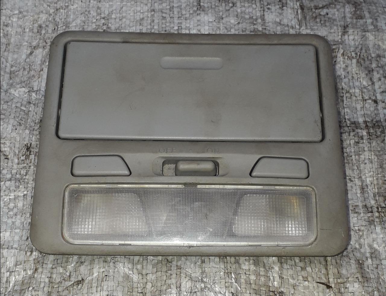 d35fe0ccf ... Lanterna Luz Teto e Porta Oculos Mitsubishi Dakar/Lancer 8401a041