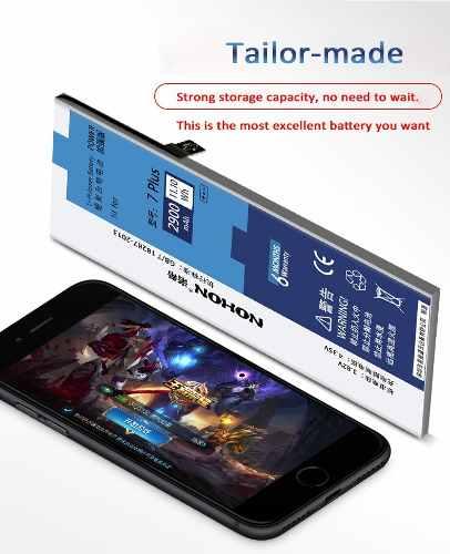 Bateria Iphone 7 Plus Kit Ferramentas 3.82v 2900mah Nohon