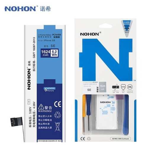 Bateria Iphone Se Nohon Com Kit Ferramentas 3.82v 1624mah