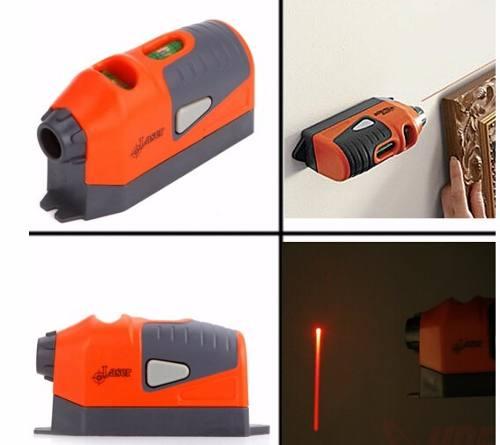 Nível A Laser 20 metros com Bolhas De Nível