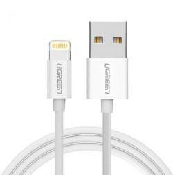 Cabo Usb Lightning iPhone & iPad Branco 2 metros