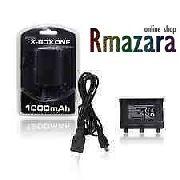 Bateria Xbox One 1200 Mah com Cabo Usb Carregador