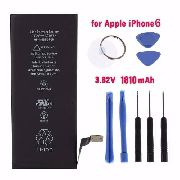 Bateria Iphone 6 Com Kit Ferramentas (3.8v 1810mah)