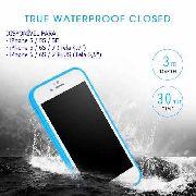 Case A Prova D'água em TPU para iPhone 7 iPhone 8