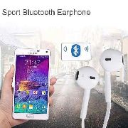 Fone De Ouvido Bluetooth Sport Headset iOS Android Universal