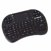 Mini Teclado Sem Fio TV Android Apple Mouse Touchpad 2,4ghz