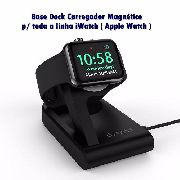 Base Dock Carregador Magnético Apple Watch