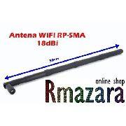 Antena Rp-sma Para Roteador Wifi (18dbi)