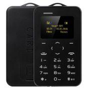 Celular AEKU C6 Mini Slin Phone Quadband Desbloqueado Preto
