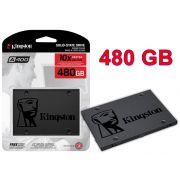"""HD SSD Kingston A400 480gb 2.5"""" sata III 6 Gb/s"""