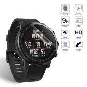Smartwatch Amazfit Stratos 2 Bisel Cerâmica Resistente à água 50 m profundidade Android e iOS