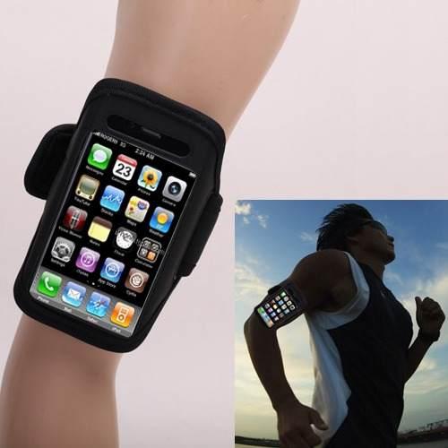 Braçadeira Universal Para Smartphone Neoprane Armband