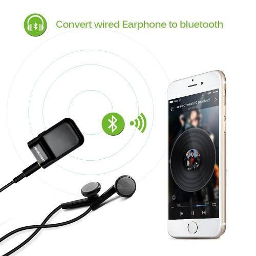 Receptor Áudio Bluetooth Receiver Estéreo P2 3.5 mm USB