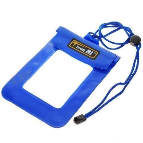 Bolsa Estanque Celular Mp3 Sem Zoom Capa Case Prova D Agua
