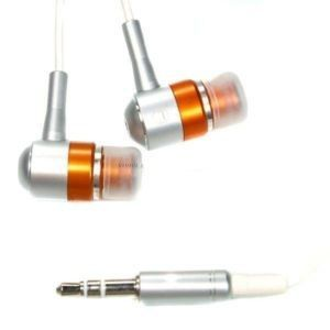 Fone De Ouvido In Ear Metálico Fone Intra Auricular