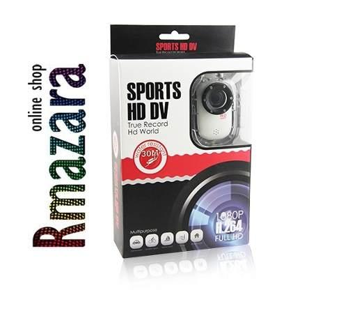 Filmadora Digital Aquática Tipo Go Pro F10 Full Hd 1080p