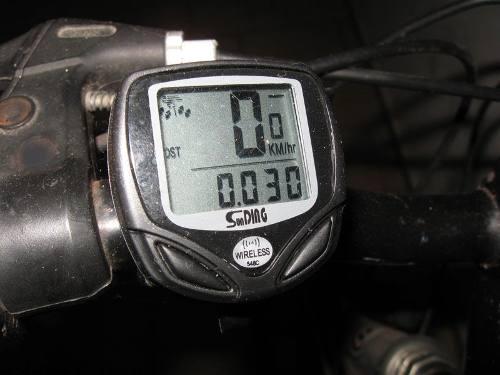 Velocimetro Ciclismo Sem Fio WIFI 14 Funções