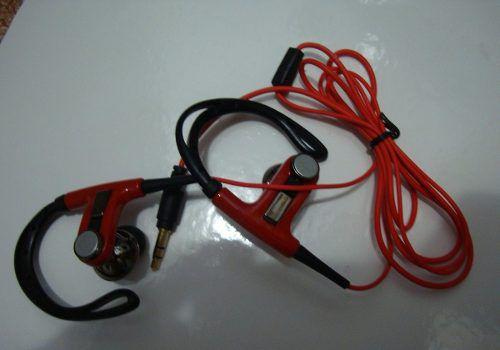 Fone Sports Powerhook In Ear 3,5 Mm P2