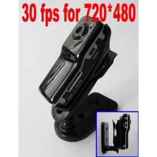 Camera Mini Dv Filmadora Camera Espiã Spycam com Memória 8 gb