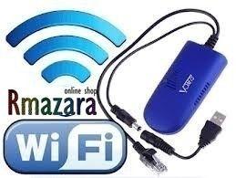 Access Point Bridge Rj45 Vonets Rede Sem Fio Wireless Wifi