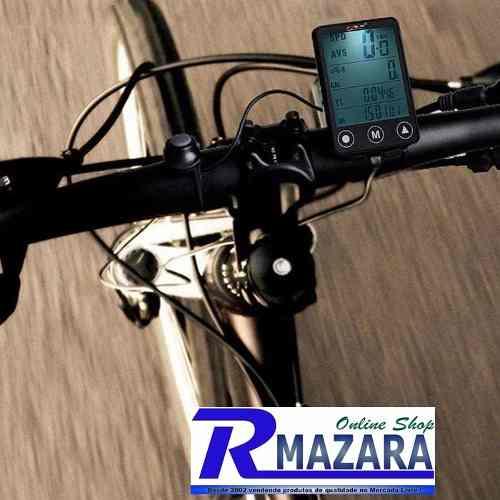 Velocímetro Bogeer Yt-308 Touchscreen Bike Ciclocomputador