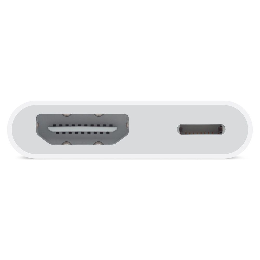 Adaptador de Lightning para AV Digital HDMI MD826AM