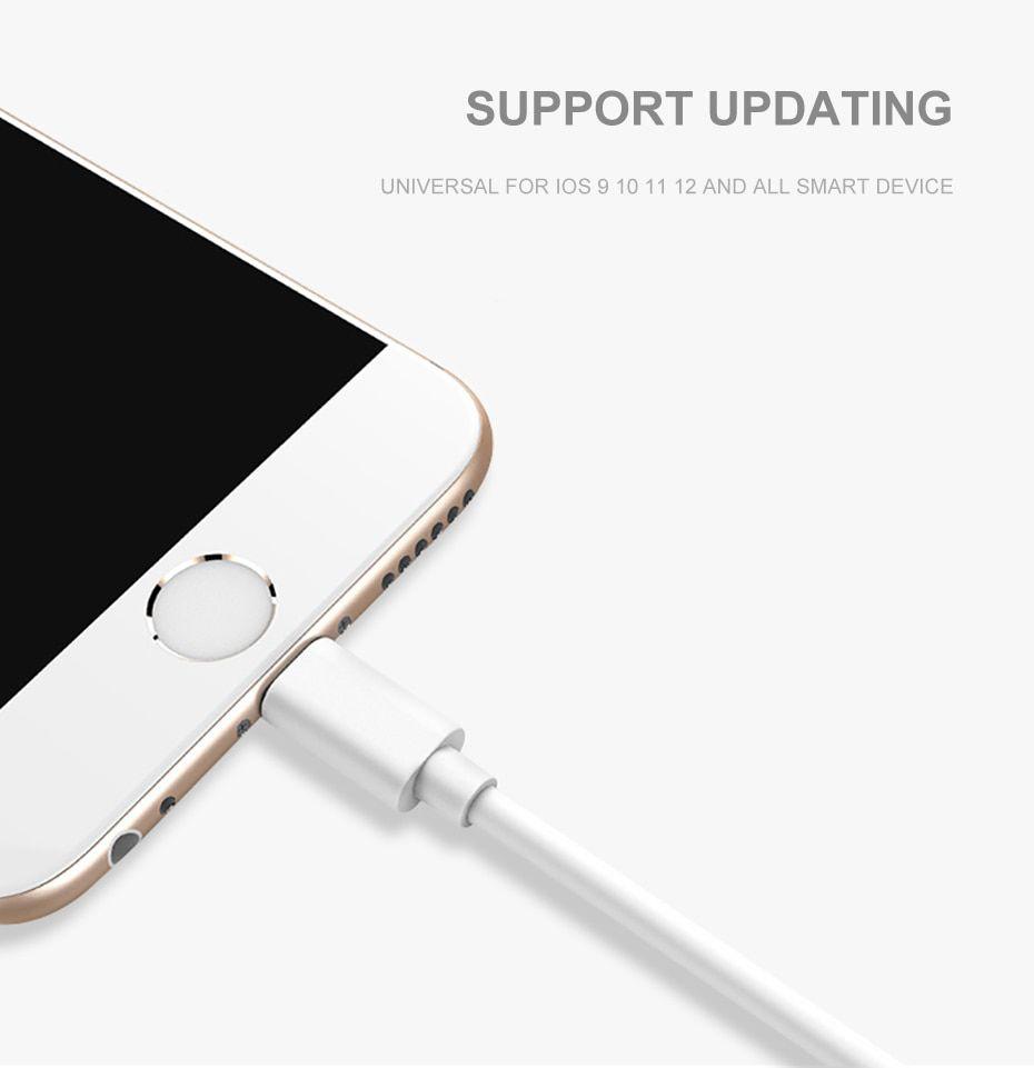Adaptador para Fone de Ouvido iPhone e iPad