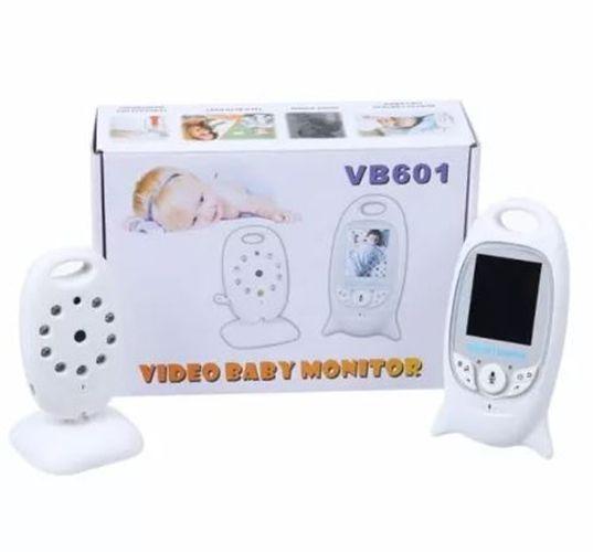 Babá Eletrônica com Monitor Colorido Video Baby Camera