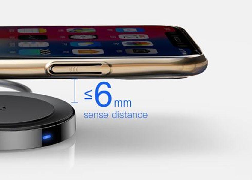 Carregador Wireless Sem Fio Universal para Android e Iphone