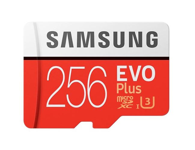 Cartão Micro SD SDXC Samsung Evo Plus 100mb/s U3 4k