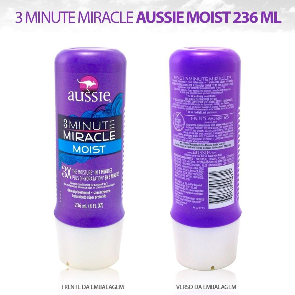 Creme Aussie 3 Minutes Miracle Moist