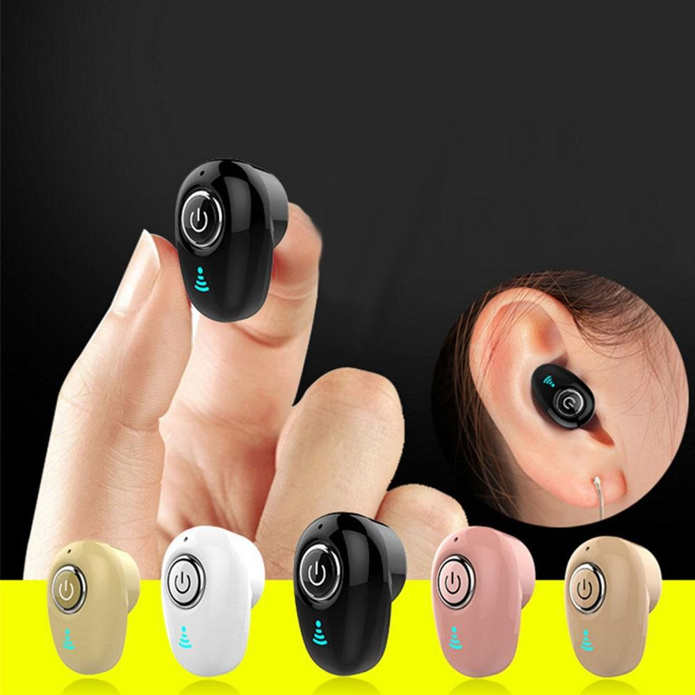 Fone de Ouvido Headset Handsfree Mini Bluetooth S650 Mono