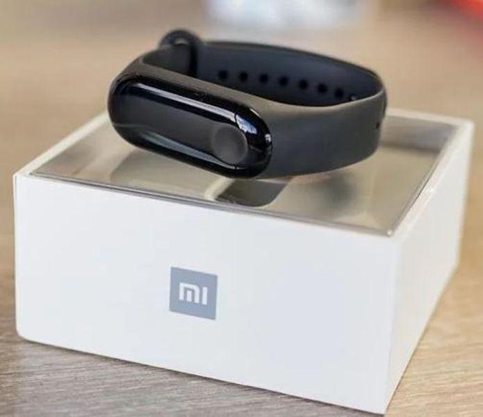 Relógio Inteligente Xiaomi Mi Band 3 Original à prova d'água
