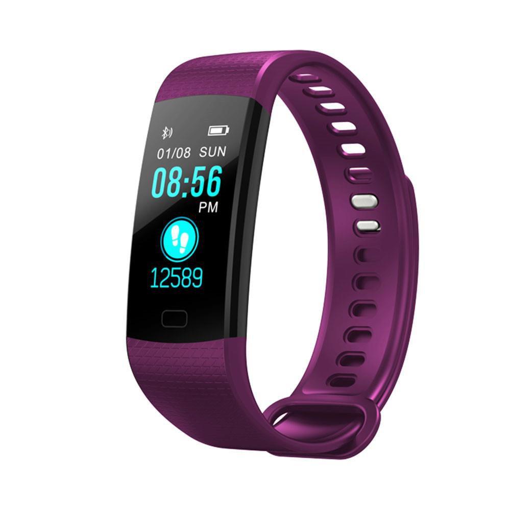 Relógio Smartwatch Bracelete Pedômetro Distância Batimentos